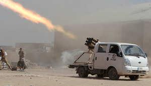 تشكل صواريخ داعش خطرا على الطيران المدني