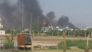 """مصادر لـCNN: قتلى وجرحى إثر هجوم """"داعش"""" على مصنع للغاز في بغداد"""