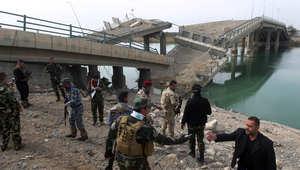 """حرب داعش.. """"الوقف السني"""" يطلق أكبر حملة لإيواء """"مهجري"""" الأنبار في مساجد بغداد"""