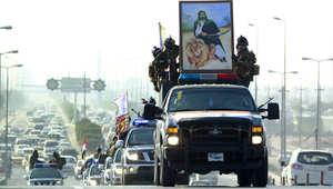 """حرب داعش.. تعزيزات من الجيش العراقي والحشد الشعبي لـ""""تحرير"""" مصفاة بيجي"""