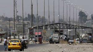 """العراق.. أمريكا ترسل فريقاُ أمنياً ومشاورات مع إيران وقصف رتل لـ""""داعش"""""""
