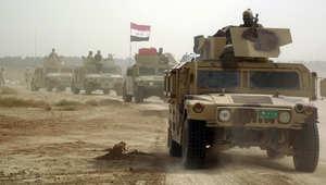 """شحنة أسلحة """"مجهولة"""" بمطار بغداد وعملية عسكرية لـ""""تحرير"""" الأنبار وكربلاء من عناصر داعش"""