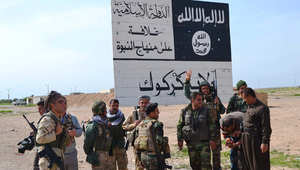 """العراق.. مقتل 86 """"داعشياً"""" بمعارك """"الكرمة"""" وتقدم للبشمرغة والحشد الشعبي في كركوك"""