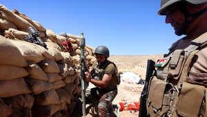 """العراق.. 7 قتلى بـ4 هجمات انتحارية لداعش وقصف """"بعشيقة"""""""
