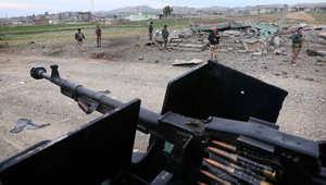"""العراق.. الجيش يتقدم باتجاه """"تلعفر"""" والبيشمرغة تفك حصار داعش على الأيزيديين بـ""""سنجار"""""""