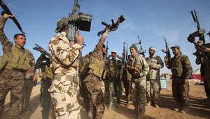 """وزير الدفاع الأمريكي لـCNN: العراقيون أظهروا """"عدم رغبة"""" بقتال داعش في الرمادي"""