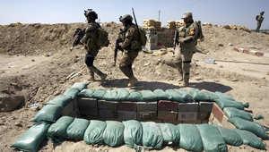 """العراق.. القوات الحكومية تحاصر """"الرمادي"""" وتقطع طرق إمدادات """"داعش"""""""