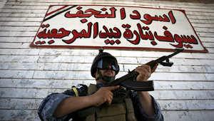 """مرجعيات شيعية تحشد لصد """"غزوة رمضان"""" وإحياء فتوى السيستاني بـ""""الجهاد الكفائي"""""""