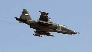 """العراق.. 7 قتلى في قصف جوي """"بطريق الخطأ"""" على بغداد"""