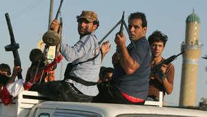 متطوعون في بغداد