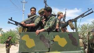 عناصر أمن عراقية