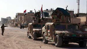 قوات عراقية في كربلاء