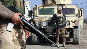 صورة ارشيفية لعناصر من الجيش العراقي