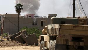 """قتلى وجرحى في تفجير لـ""""داعش"""" بمدينة هيت العراقية"""