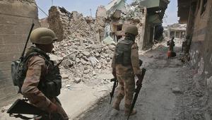 """العراق: القتال مستمر لتحرير """"الأجزاء المتبقية"""" من الموصل"""