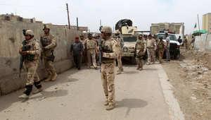قوات أمن عراقية في صورة ارشيفية