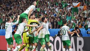 إيطاليا وبلجيكا وإيرلندا يكملون عقد المتأهلين لدور الـ 16