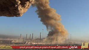بالصور.. داعش ينشر مشاهدا لهجومه على الرمادي بالأنبار