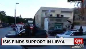 داعش يسيطر على درنة بليبيا قرب الحدود المصرية وعلى بعد 200 ميل من شواطئ أوروبا الجنوبية