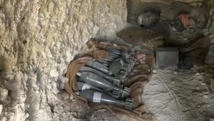 بالفيديو.. من داخل نفق لداعش قرب الموصل