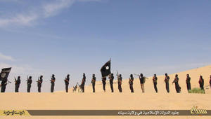 عوض لـCNN: معالجة أمنية من شقين لمواجهة داعش في مصر