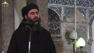 """مسؤولون بالمخابرات الأمريكية لـCNN: """"البغدادي"""" يختبئ بين مدنيي الرقة.. وقد نتصيده بحال فراره من الأكراد"""