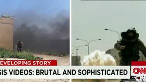 خبراء لـCNN: فيديوهات داعش تقلّد أفلام هوليوود.. إنتاج جيد ودعاية قوية لجذب مقاتلين أجانب