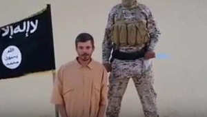 """موقع """"سايت"""": """"داعش"""" ينشر صورة لذبح رهينة كرواتي في مصر"""