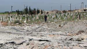"""المرصد السوري: """"داعش"""" يعدم 12 رجلاً وامرأة ذبحاً ورجماً في أسبوع"""