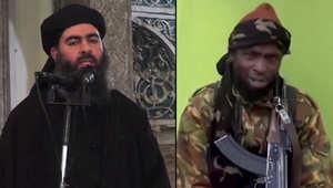 """بوكو حرام تنضم لداعش بمبايعة """"أبوبكر شيكو"""" لـ""""أبوبكر البغدادي"""" وCIA تتوقع """"علاقة دونية"""" بين سود وبيض"""