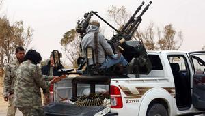 """""""داعش"""" يسيطر على منطقة أبو قرين في ليبيا ويقترب من تطويق مصراتة"""