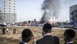 صاروخ أطلق من غزة وأصاب محطة وقود في أشدود