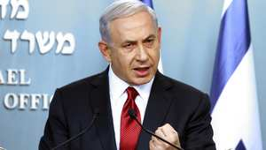 """إسرائيل تباشر هدم منازل منفذي الهجمات ووزير الخارجية البحريني يندد بـ""""قتل الأبرياء"""" في كنيس يهودي"""