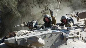 أكد رئيس الحكومة الإسرائيلية إن العملية العسكرية ستتواصل حتى إسكات الصواريخ