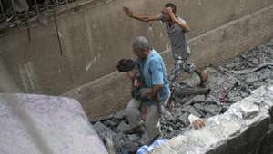 إسرائيل تعلن إحباط محاولتي تسلل وتنفي خطف أحد جنودها.. وقتلى قطاع غزة 506