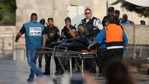 مقتل 13 فلسطينياً وإصابة 6 إسرائيليين في هجومين بالقدس
