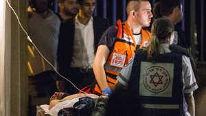 """مقتل فلسطيني وإصابة 3 إسرائيليين في """"هجمات طعن"""""""
