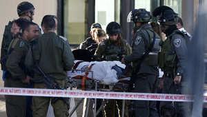 """إصابة 3 إسرائيليين وفلسطيني بـ""""هجوم طعن"""" في """"رعنانا"""""""