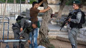 """إصابة 4 إسرائيليين في """"هجوم طعن"""" قرب تل أبيب"""