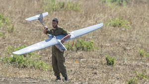 إسرائيل.. تحطم طائرة بدون طيار يرجح تبعيتها لحماس