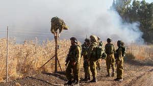 """صواريخ من لبنان تسقط بـ""""الجليل"""" وصافرات الإنذار تدوي بإسرائيل"""