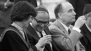 وفاة الرئيس الخامس لإسرائيل يتسحاق نافون عن 94 عاماً