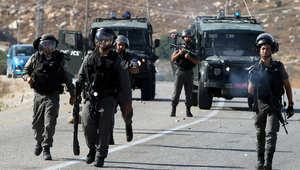 """إسرائيل: مقتل فلسطيني بعد """"هجوم طعن"""" قرب القدس"""