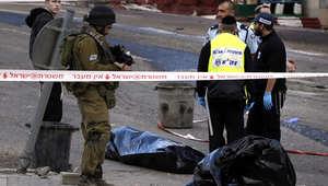 """الجيش الإسرائيلي يقتل فلسطينياً بعد """"هجوم دهس"""" بالقدس"""