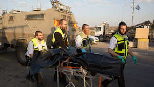 """مقتل إسرائيلية و3 فلسطينيين في """"هجمات طعن"""" بالضفة"""