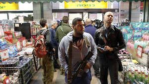 """""""حادث طعن"""" جديد بالضفة وإطلاق نار على جنود إسرائيليين قرب الحدود مع مصر"""