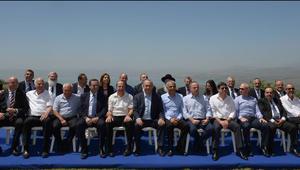 نتنياهو وحكومته في الجولان: ستبقى بيد إسرائيل إلى الأبد.. والخارجية السورية: استفزاز على أرضنا المحتلة