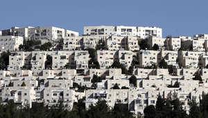 مشهد عام لمستوطنة رامات شلومو في القدس الشرقية