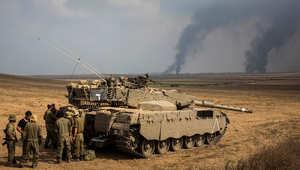 العملية البرية دخلت يومها السادس في غزة