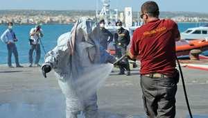 إيطاليا: فقدان أكثر من 200 مهاجر بعد غرق سفينتهم في البحر الأبيض المتوسط